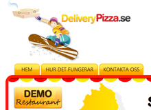 Delivery Pizza